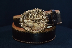 Belt buckles, the Wild Animals series
